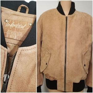 Understated Leather Brand Tan Leather Men's Jacket